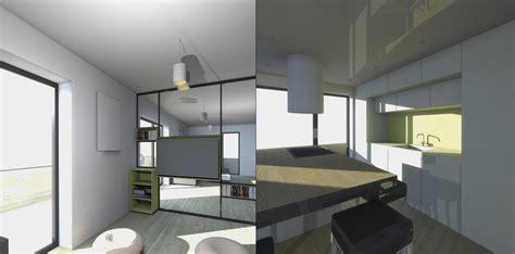 cuisine tele petit salon coin t 233 l 233 et cuisine am 233 ricaine appartement 224