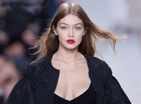 gigi hadid hair color fall s hair color trend is pretty low key right