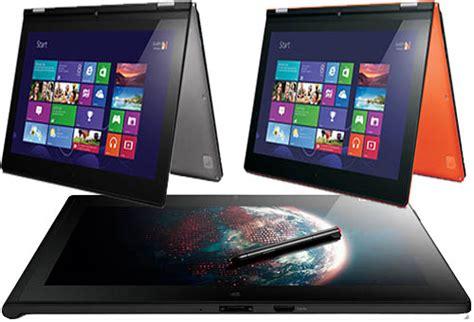 Laptop Lenovo Layar Sentuh harga laptop touchscreen lenovo terbaru 2017 ulas pc