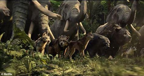 matthew rhys mowgli mowgli legend of the jungle drops stunning first look