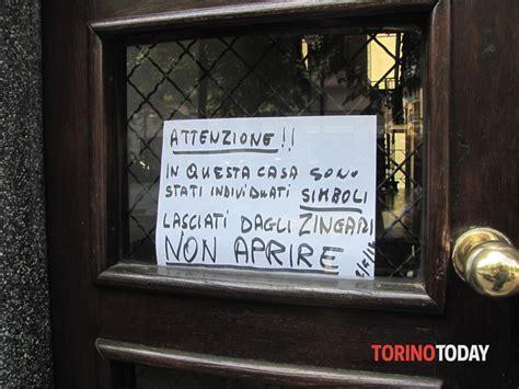 simboli furti appartamenti san paolo furti in appartamento cartelli contro i ladri