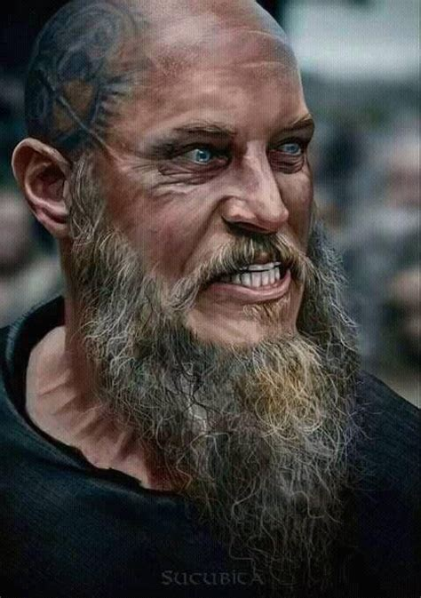 ragnar lothbrook hairstyle viking vikings ragnar lothbrok travis fimmel the older and