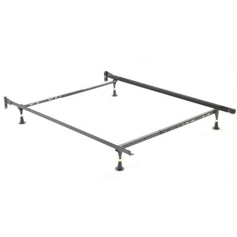 Standard Bed Frame by Standard Metal Frame In Black 42078x