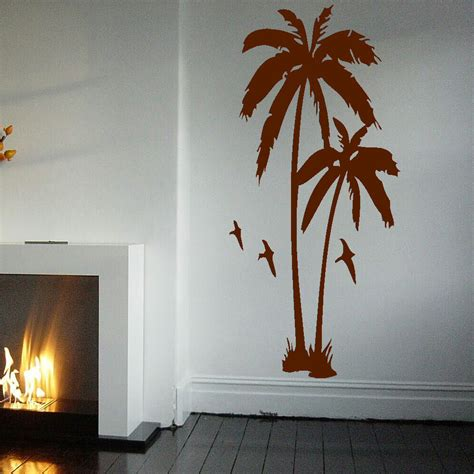 wall painting designs for hall huge palm tree hall bedroom wall art mural giant graphic
