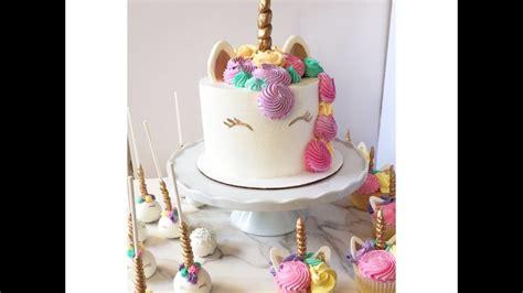 10 inch unicorn cake unicorn cake cupcakes cake pops