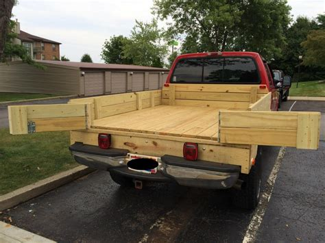 wooden truck bed wooden truck bed pictures to pin on pinterest pinsdaddy