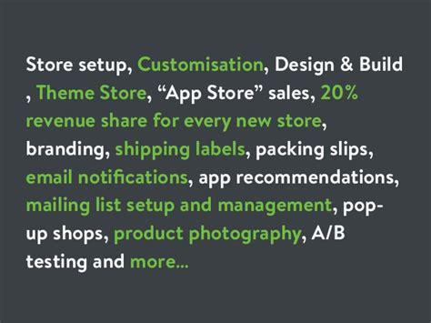 shopify themes revenue the shopify economy
