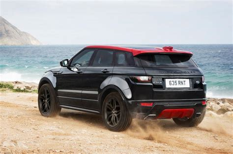 customized range rover 2017 2017 range rover evoque gets tech and special edition