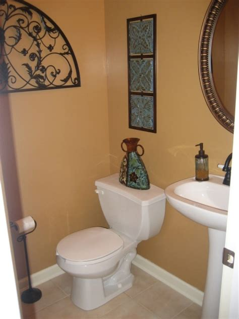 half bathroom decorating ideas small but mighty powder rooms that make a statement