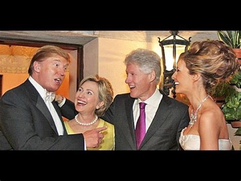 where do bill and hillary clinton live live bill and hillary clinton agree with donald trump