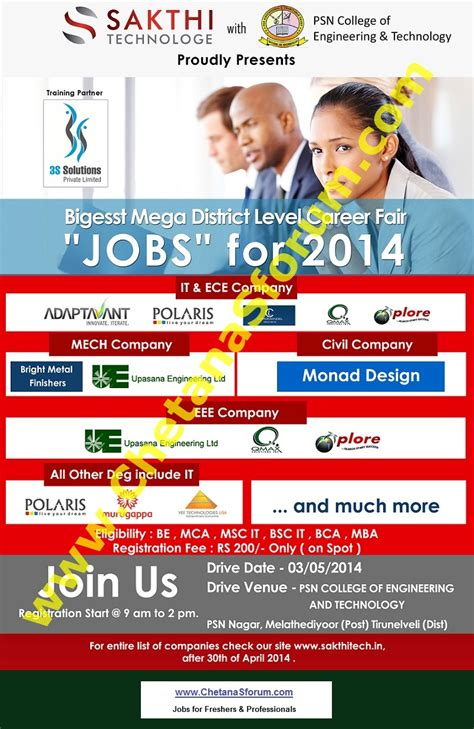 Mba 2014 Passout by Freshers Walk In Polaris Adaptavant Qmax
