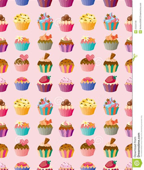 seamless pattern cake seamless cake pattern royalty free stock images image