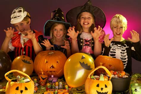 halloween images party halloween is not scary to young kids it s beneficial ut