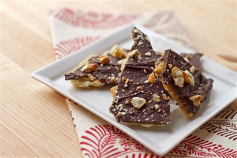 Handmade Toffee - 12 decadent days of 8 saltine toffee