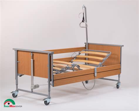 matratze pflegebett pflegebett hermann bock domiflex 2 thiesmedicenter