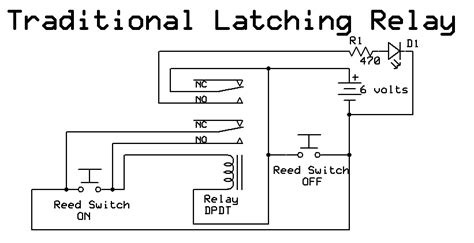 latching relay wiring diagram 29 wiring diagram images