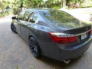 honda accord custom wheels velgen vmb5 20x9 0 et tire