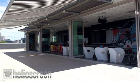 privacy awnings sideline privacy screen awnings sydney sunteca