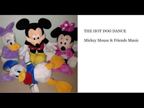 dog house song mickey mouse club house hot dog dance cartoon theme music song youtube