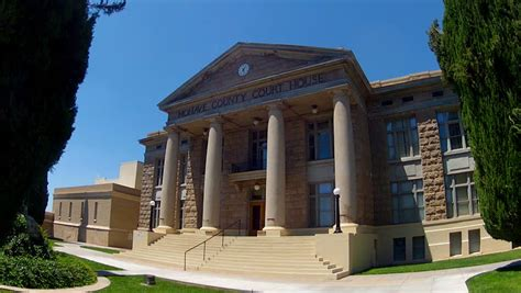 Mohave County Court Search Kingman Az Usa July 10 2014 A Up Of