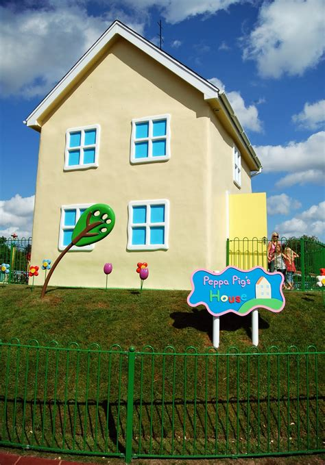 Peppa Pig House by Stay At Home Loving It From Marketing To Mummy In The Blink Of An Eye Mini Cheddar