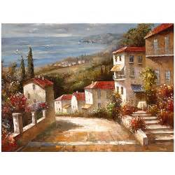 Trademark fine art quot home in tuscany quot canvas art by joval walmart com