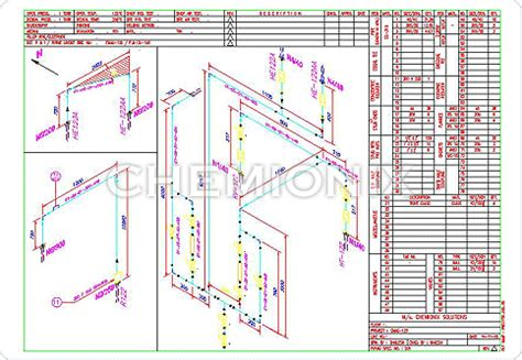 pipe design engineering design company outsource cad drafting cad