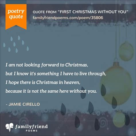 christmas without you baby loss poem about missing without you