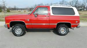 1988 chevrolet k5 blazer t150 1 houston 2014