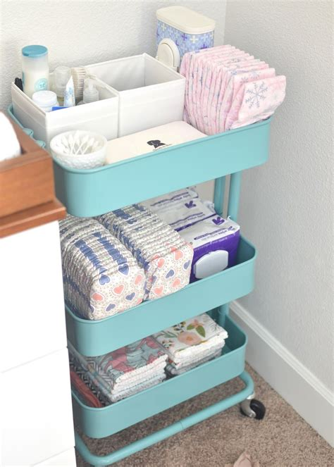 how to decorate and organize your nursery like a pro
