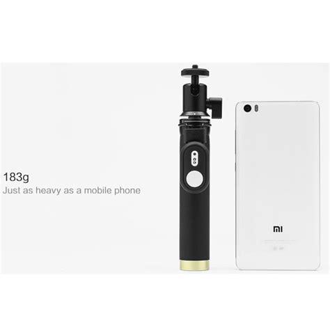 Tongsis Xiaomi Yi 100 Original Remote Bletooth xiaomi yi selfie stick monopod with bluetooth remote for xiaomi yi yi 2 4k smartphone