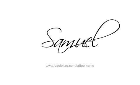 tattoo name sam samuel prophet name tattoo designs page 2 of 5 tattoos