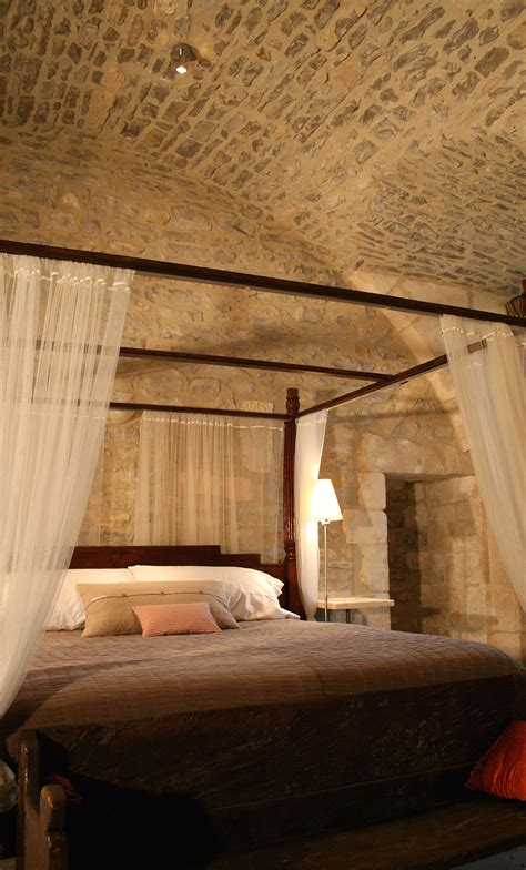 cave bedroom le chateau de mailly luxury accomodations france the caves