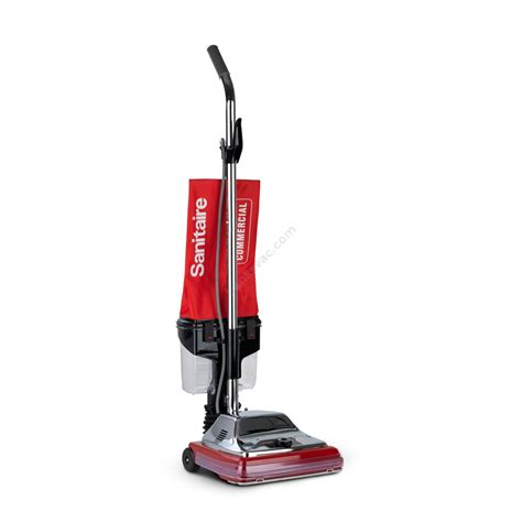 vacuum dust sanitaire 1 9q dust cup commercial upright vacuum sc887b