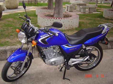 Suzuki Gs 125 Review Suzuki Gs125 1982 2000 Review Mcn