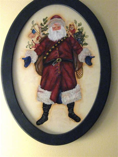 santa images  pinterest christmas crafts