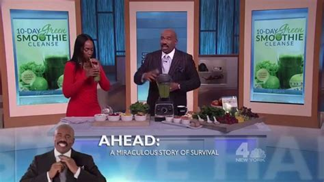 21 Day Detox Featured On Steve Harvey Show by Jj Smith On The Steve Harvey Show 10 15 04