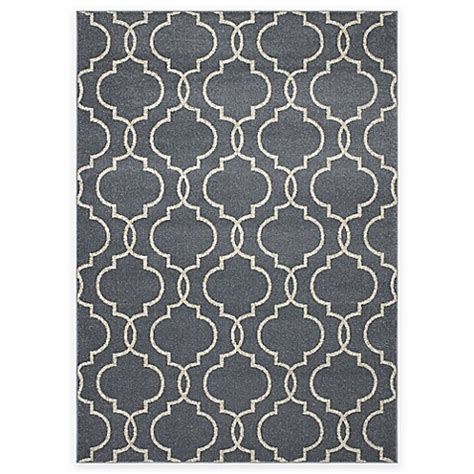 Quatrefoil Area Rug New Casa Quatrefoil Area Rug Bed Bath Beyond