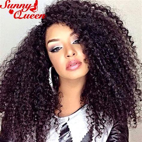 aliexpress buy mongolian curly lace wig