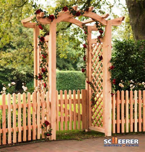 rosenbogen mit tor holz boden parkett terrasse zaun t 252 ren f 252 r k 246 ln bonn siegburg