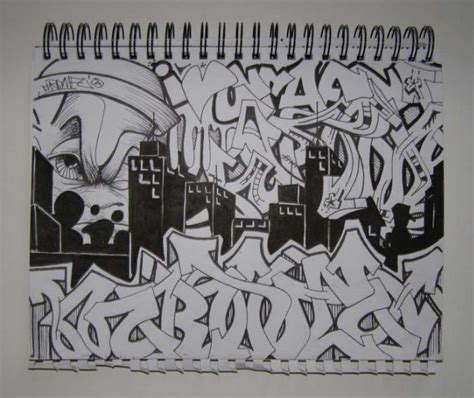 Sprei Carakter Tomas grafiti new most graffiti sketches graffiti blackbook