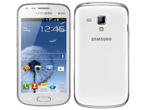 Harga Samsung S3 White review samsung galaxy s duos gt s7562 smartphone