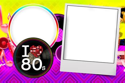 imagenes retro años 80 a 241 os 80 invitaciones para imprimir gratis ideas y