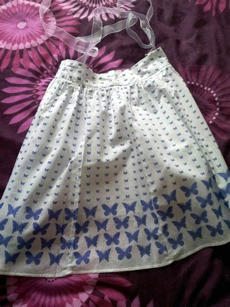 summer skirt  cute apron      apron