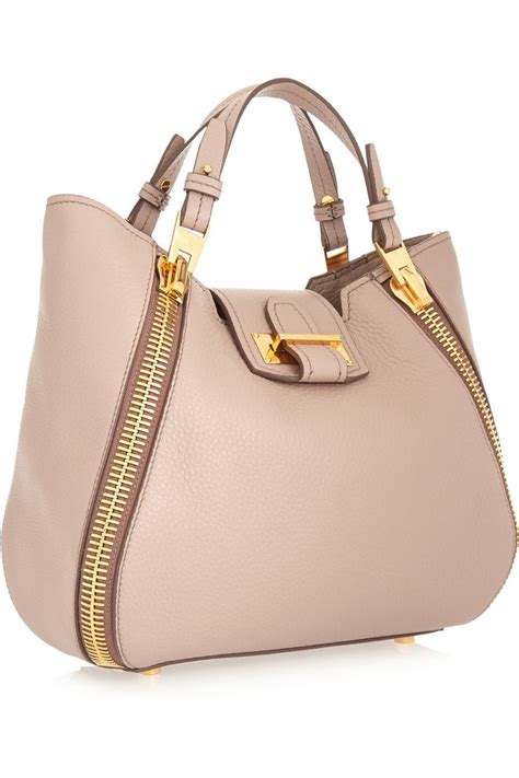 Tom Ford Bag by Tom Ford Sedgewick Small Textured Leather Tote Net A