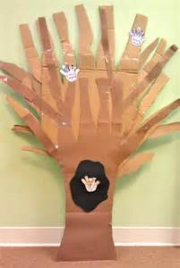How Do You Make A Tree Out Of Paper - chipper for fall changing colors fall crafts let s