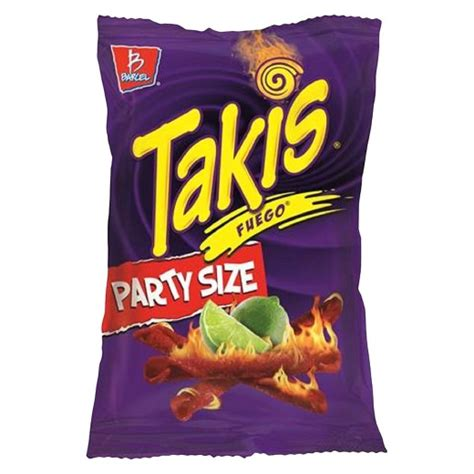 big bag of takis at target how much does coast barcel takis fuego party size tortilla chips 24 7oz target