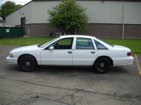 how cars run 1994 chevrolet caprice electronic valve timing sell used 1994 9c1 police package caprice in meadow lands pennsylvania united states