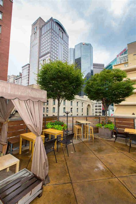 haircuts downtown pittsburgh best rooftop bars in pittsburgh pa for summer drinking