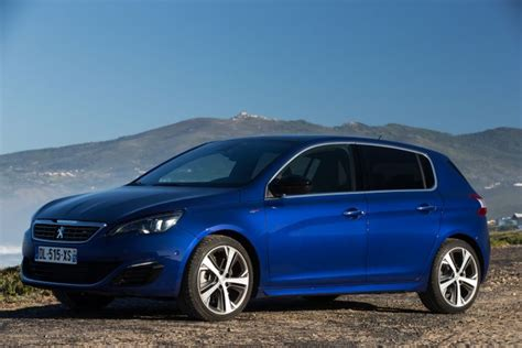 peugeot cars south africa peugeot 308 gt now in south africa cars co za